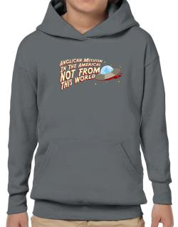 Anglican Mission In The Americas Not From This World Hoodie-Boys