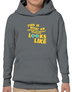 This Is What An Abenaki Mythology Interested Looks Like Hoodie-Boys