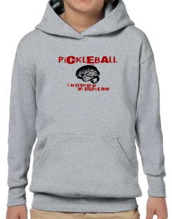 Pickleball Is An Extension Of My Creative Mind Hoodie-Boys