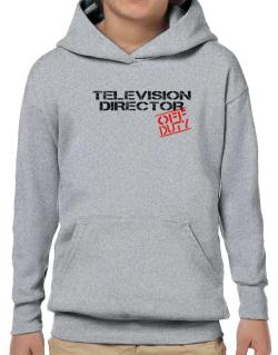 Television Director - Off Duty Hoodie-Boys
