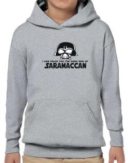 I Can Teach You The Dark Side Of Saramaccan Hoodie-Boys