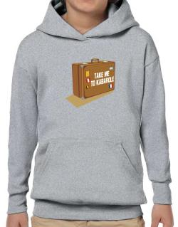 Take Me To Kabarole Hoodie-Boys