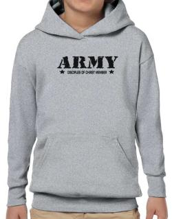 Army Disciples Of Chirst Member Hoodie-Boys