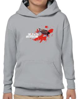 There Is No Justification Hoodie-Boys