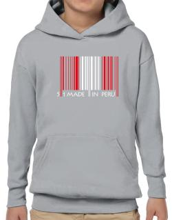 Made in Peru cool design  Hoodie-Boys