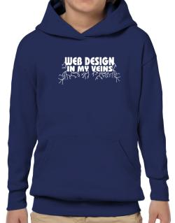 Web Design In My Veins Hoodie-Boys