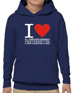 I Love Pantherettes Hoodie-Boys