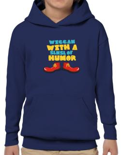 Wiccan With A Sense Of Humor Hoodie-Boys