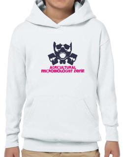 Agricultural Microbiologist Zone - Gas Mask Hoodie-Boys