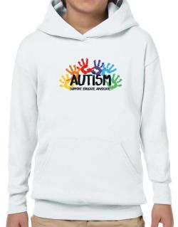 Autism support Hoodie-Boys