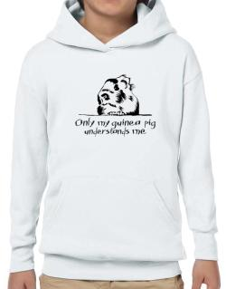 Only my guinea pig understands me Hoodie-Boys