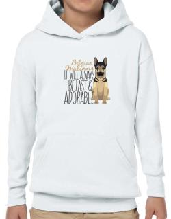 Poleras Con Capucha de It will always be fast & adorable Belgian malinois