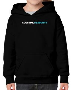 Agustino Almighty Hoodie-Girls