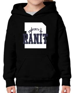 Property Of Ranit Hoodie-Girls