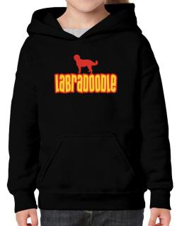 Breed Color Labradoodle Hoodie-Girls