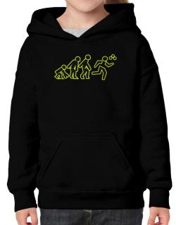 Evolution - Triathlon Hoodie-Girls