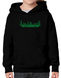 Freestyle Music - Equalizer Hoodie-Girls