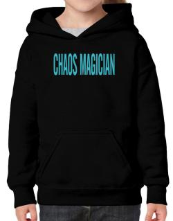 Chaos Magician - Simple Hoodie-Girls