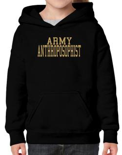 Army Anthroposophist Hoodie-Girls