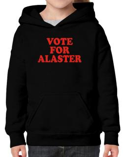 Vote For Alaster Hoodie-Girls