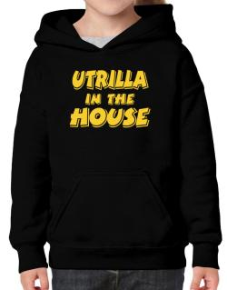 Utrilla In The House Hoodie-Girls