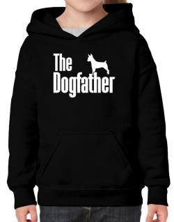 The dogfather Rat Terrier Hoodie-Girls