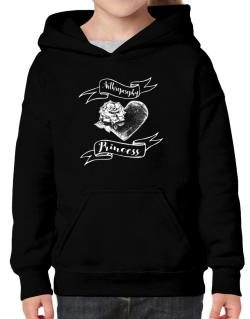 Anthroposophy princess Hoodie-Girls
