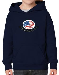Alaster For President Hoodie-Girls