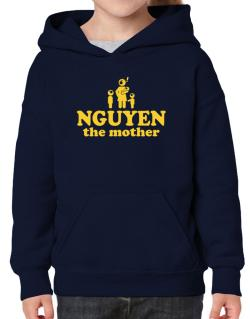 Nguyen The Mother Hoodie-Girls