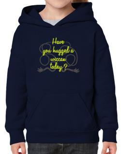 Have You Hugged A Wiccan Today? Hoodie-Girls