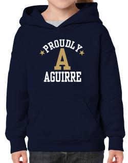 Proudly Aguirre Hoodie-Girls
