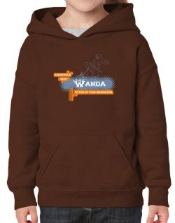 Wanda - Fiction Of Your Imagination Hoodie-Girls