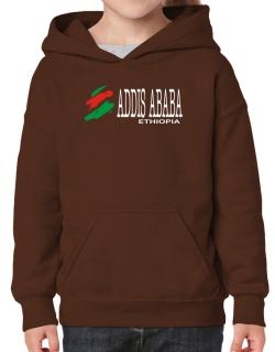 Brush Addis Ababa Hoodie-Girls