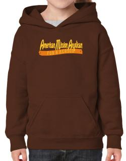 American Mission Anglican For A Reason Hoodie-Girls