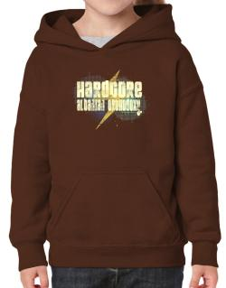 Hardcore Albanian Orthodoxy Hoodie-Girls