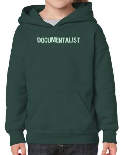 Documentalist Hoodie-Girls
