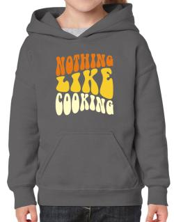 Nothing Like Cooking Hoodie-Girls