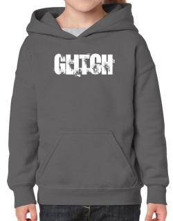 Glitch - Simple Hoodie-Girls