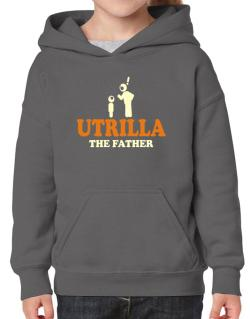 Utrilla The Father Hoodie-Girls
