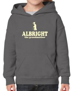 Albright The Grandmother Hoodie-Girls
