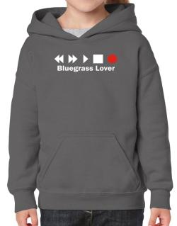 Bluegrass Lover Hoodie-Girls