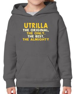 Utrilla The Original Hoodie-Girls