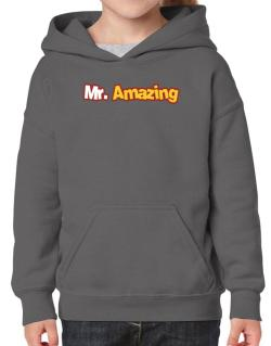 Mr. Amazing Hoodie-Girls