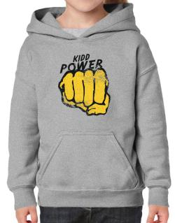 Kidd Power Hoodie-Girls