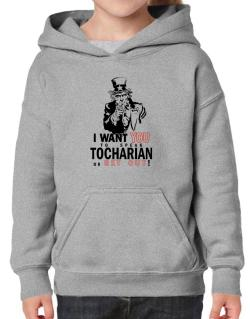 I Want You To Speak Tocharian Or Get Out! Hoodie-Girls