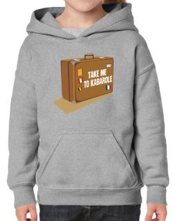 Take Me To Kabarole Hoodie-Girls