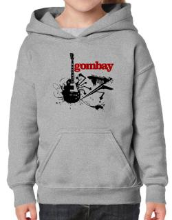 Gombay - Feel The Music Hoodie-Girls