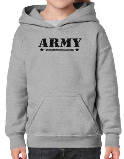 Army American Mission Anglican Hoodie-Girls