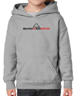 God Rebab Players Hoodie-Girls