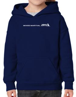 MMA Mixed Martial Arts cool style Hoodie-Girls